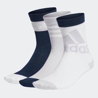 クルーソックス 3足組 / Crew Socks 3 Pairs