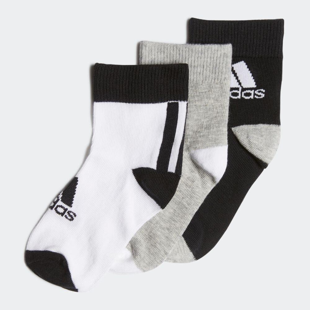 子供用 アンクル ソックス 3足組み [Ankle Socks 3 Pairs]