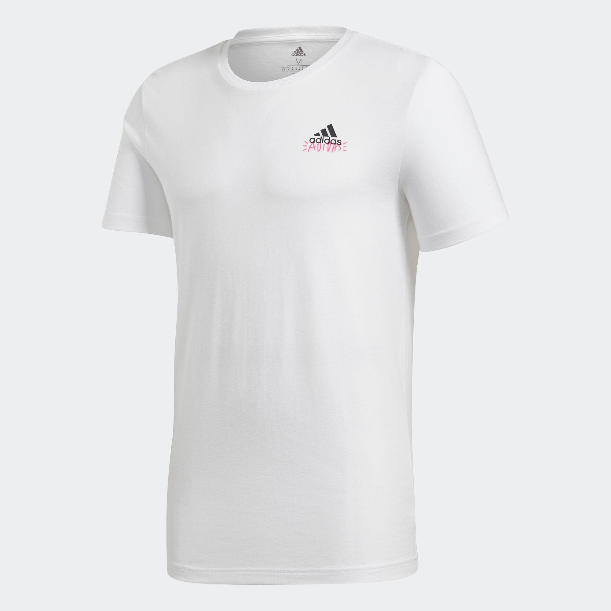 M Doodle Emblem Tシャツ