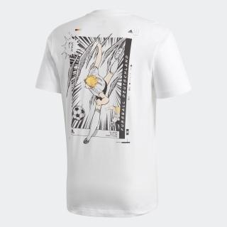 翼ドイツ代表 半袖Tシャツ / Tsubasa Germany Tee