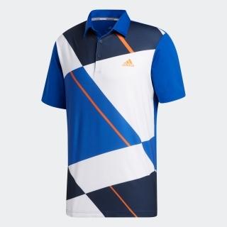 ULTIMATE365 カラーブロック半袖ポロシャツ