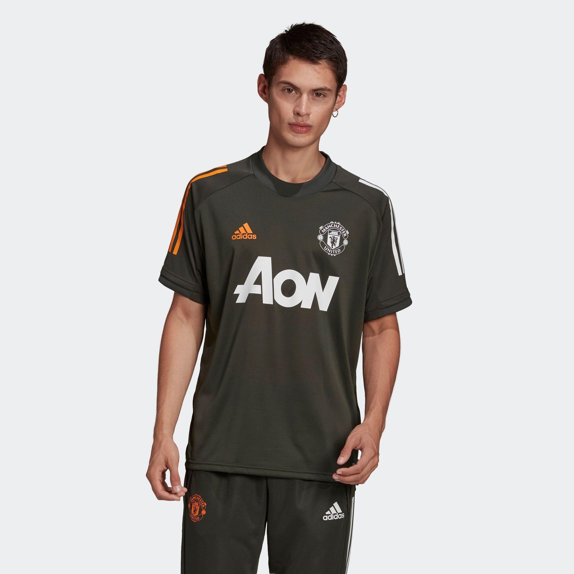 マンチェスター・ユナイテッド トレーニング ジャージー / Manchester United Training Jersey