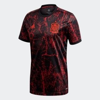 スペイン代表 プレマッチ ジャージー / Spain Pre-Match Jersey