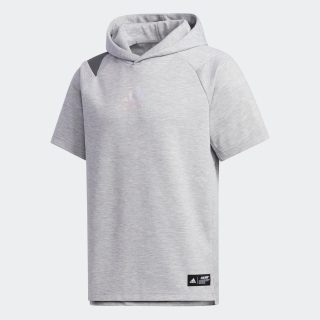 5ツール トップ フード付き半袖Tシャツ / Five Tool Top Hooded Tee