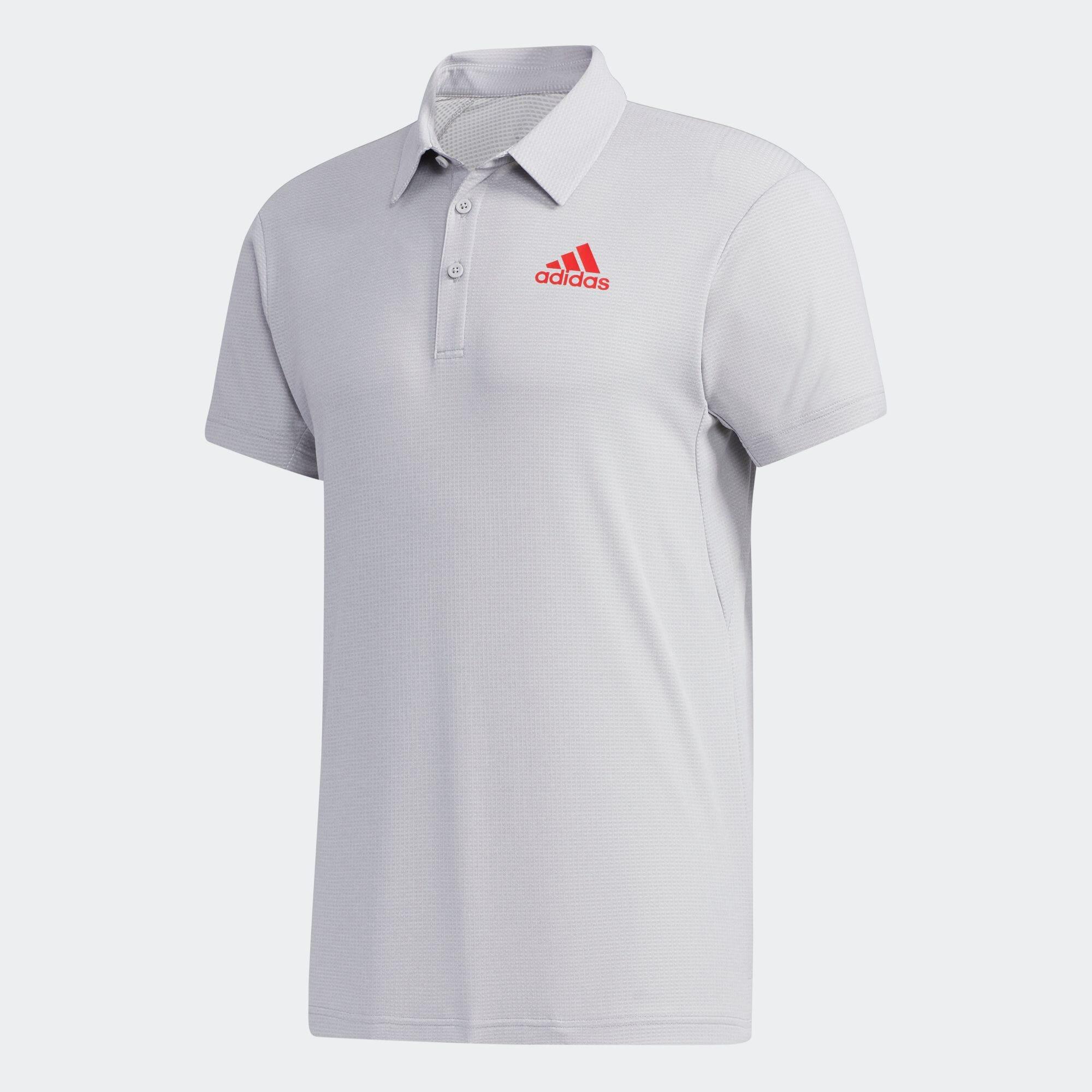 ヘザー テニスポロシャツ HEAT. RDY / HEATHER TENNIS POLO SHIRT HEAT. RDY