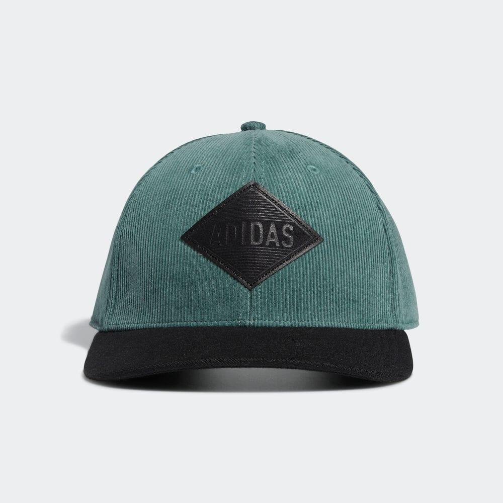 コーデュロイキャップ / Golf Corduroy Hat