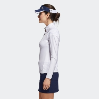 ショルダーストライプ 長袖ボタンダウンシャツ  / Lightweight Long Sleeve Polo Shirt