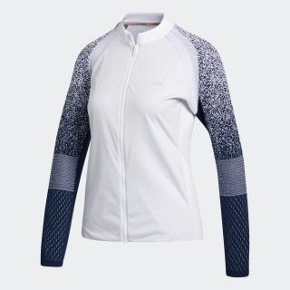 ファブリックミックス ストレッチ長袖ジャケット 【ゴルフ】 / Fully Woven Jacket