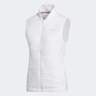 スポーツキルティング フルジップベスト / Quilted Vest
