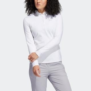 ジオメトリックパターン 長袖ボタンダウンシャツ / Allover Print Long Sleeve Polo Shirt