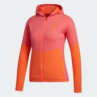グラデーションジャカード 長袖フーディーセーター 【ゴルフ】/ Hooded Knit Jacket