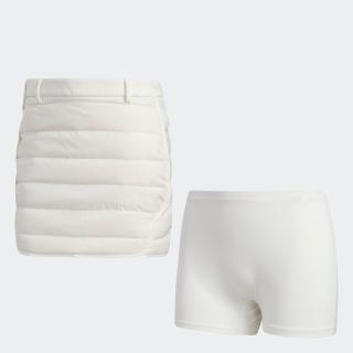 ソリッドダウンスコート / Down Skirt