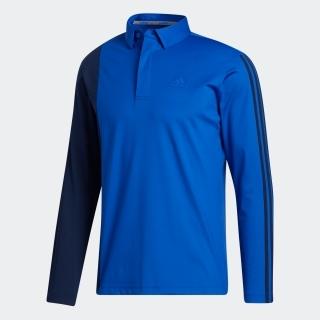 カラーブロック 長袖ボタンダウンシャツ 【ゴルフ】 / Colorblock Long Sleeve Polo Shirt