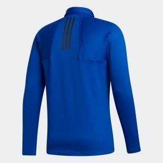 ブラッシュドワッフル 長袖ボタンダウンシャツ / Warm Fleece Pullover