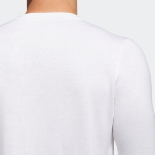スリーストライプス クルーネックセーター  / Crewneck Pullover Sweater