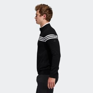 スリーストライプス フルジップセーター / Fully Jacket