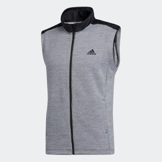 ファブリックミックス フルジップスウエットベスト 【ゴルフ】/ Hybrid Vest