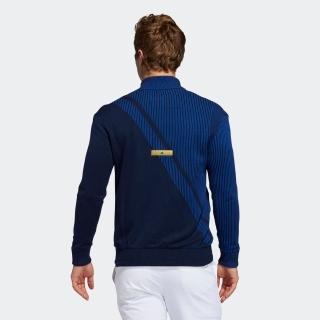 ジャカード ライニングフルジップセーター / Fully Wind Jacket
