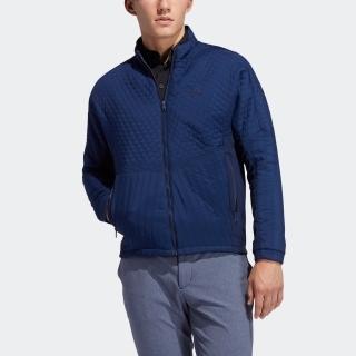 スポーツキルティング 長袖フルジップジャケット / Quilted Jacket