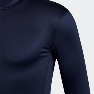 グラフィック モックネックシャツ / Layer Camo Long Sleeve Tee