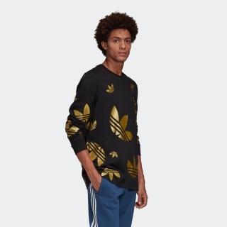 ビッグ トレフォイル メタリック リフレクティブ Tシャツ