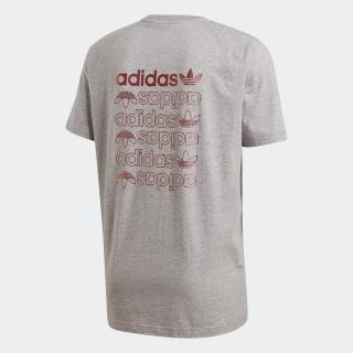 ビッグ トレフォイル 半袖Tシャツ