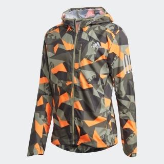 オウン ザ ラン カモ ジャケット / Own the Run Camo Jacket
