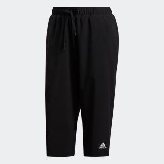 ウーブン カプリパンツ / Woven Capri Pants