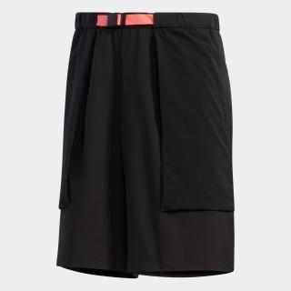 テック ファブリック ミックス ウーブンショーツ / Tech Fabric Mix Woven Shorts