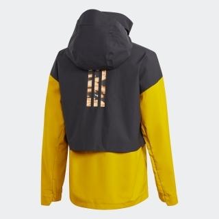 テレックス MYSHELTER PRIMEBLUE ソフトシェル ジャケット / Terrex MYSHELTER Primeblue Soft Shell Jacket