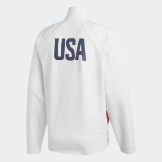 USA バレーボール メンズ ウォームアップ ジャケット / USA Volleyball Warmup Jacket Men