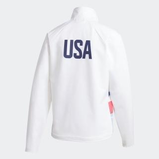 USA バレーボール ウィメンズ ウォームアップ ジャケット / USA Volleyball Warm Up Jacket Women