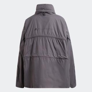 ハーフジップ ミディアム丈 ジャケット / Half-Zip Mid Length Jacket