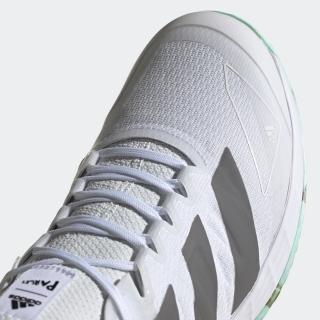 アディゼロ ウーバーソニック 4 Parley ハードコート テニス /  Adizero Ubersonic 4 Parley Hard Court Tennis