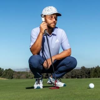 アディクロスZX   プライムブルー / Adicross ZX Primeblue Spikeless Golf