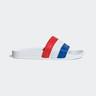 レッド/フットウェアホワイト/ブルー(G55375)