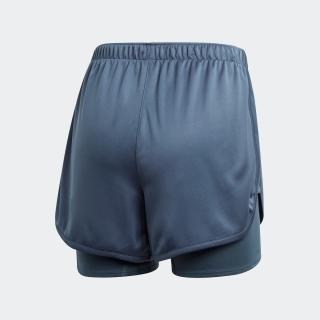 マラソン 20 2 IN 1 ショーツ / Marathon 20 Two-in-One Shorts