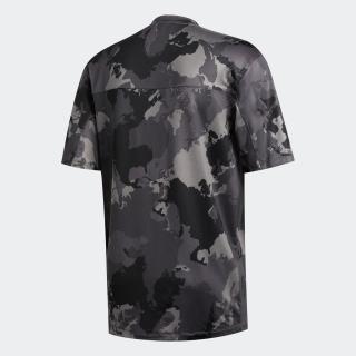 コンチネント カモ シティ 半袖Tシャツ / Continent Camo City Tee