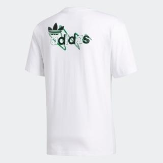 ブラッシュ ストローク2 半袖Tシャツ