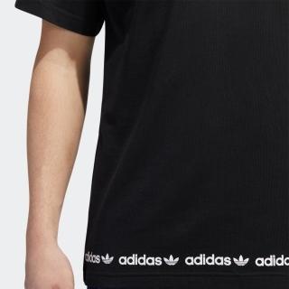 リニア ロゴ リピート 半袖Tシャツ