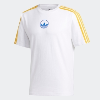 3ストライプ サークル トレフォイル 半袖Tシャツ