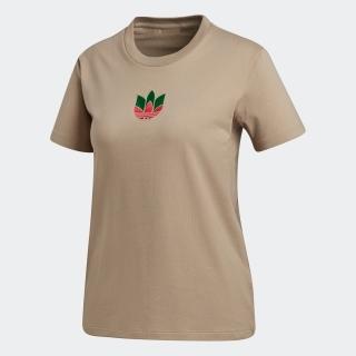 3D トレフォイル 半袖Tシャツ