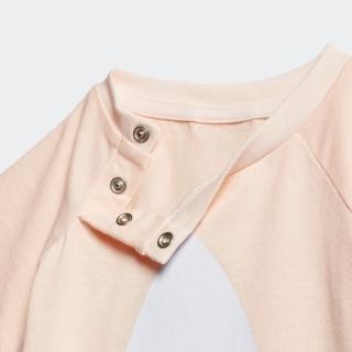 ラージ トレフォイル 半袖Tシャツ