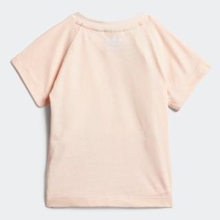 ラージ トレフォイル ショーツ & Tシャツセット