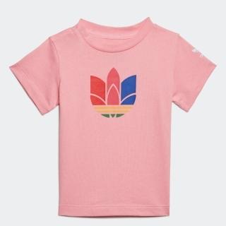 アディカラー 3D トレフォイル Tシャツ
