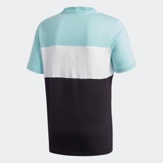 パネル トレフォイル 半袖Tシャツ