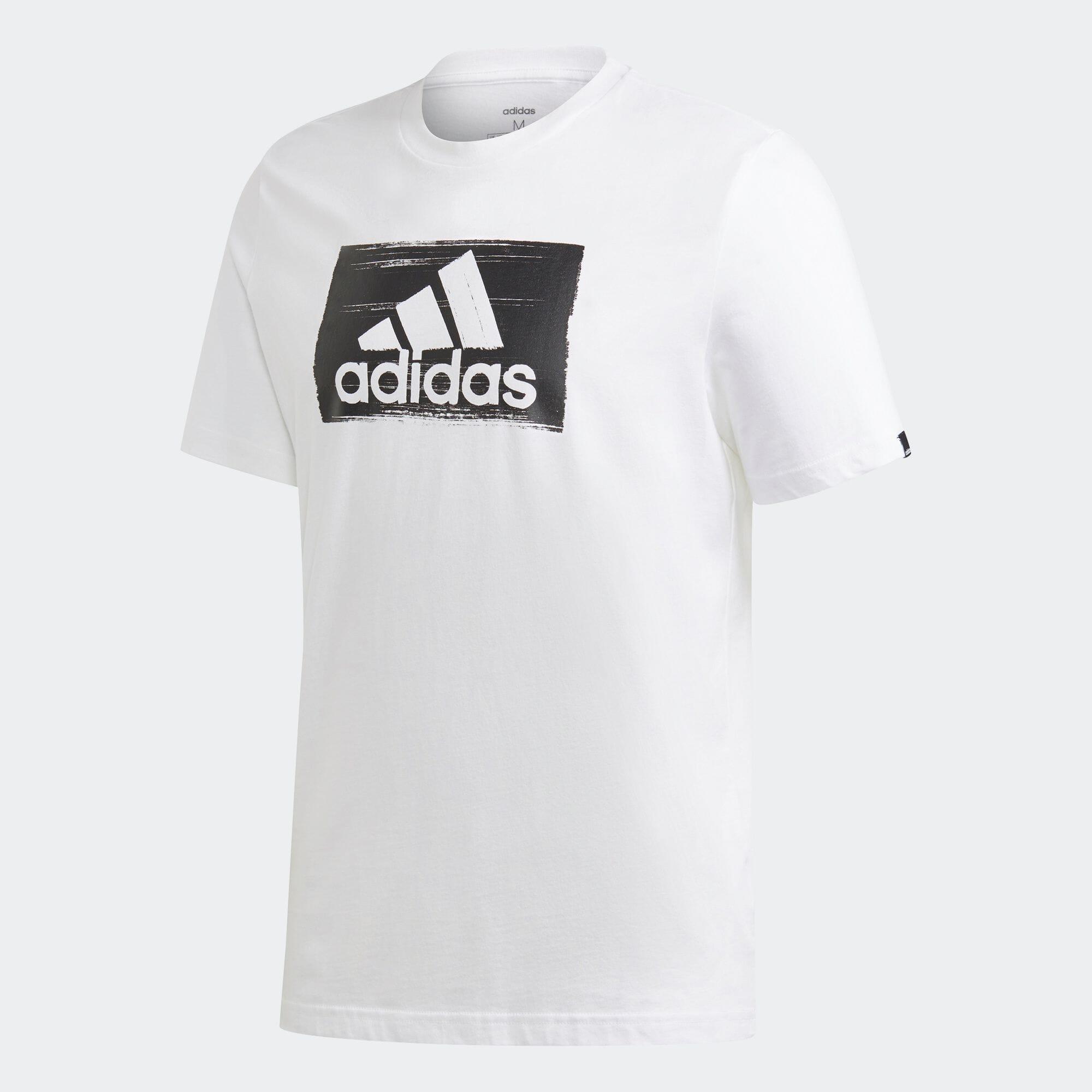 ブラシストローク 半袖Tシャツ / Brushstroke Tee