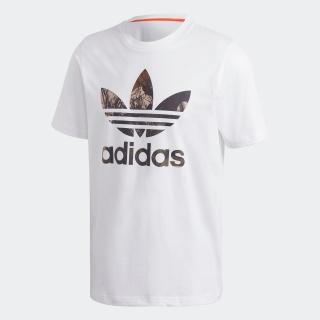 カモ トレフォイル 半袖Tシャツ