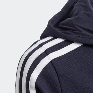 子供用 エッセンシャル スリーストライプス フーディー [Essentials 3-Stripes Hoodie]