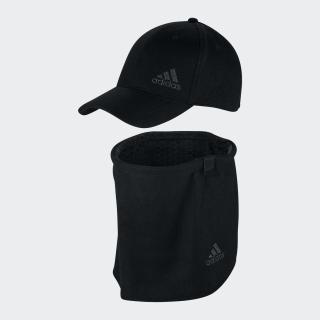 スタイル ネックウォーマー 付きキャップ/ Two-Way Style Cap
